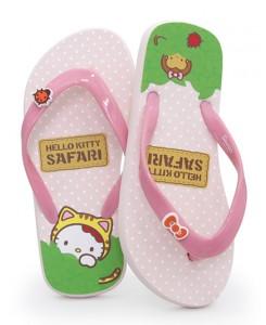 Pink Safari - Wild Cat